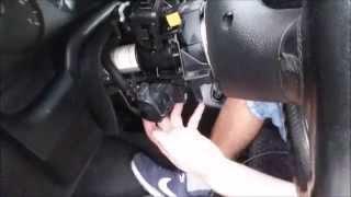 Jak Zdemontować Stacyjkę Kluczyka? Opel Astra G II Vauxhall