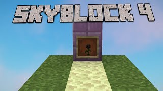 Skyblock 4 - Wither Fight: Episode 16