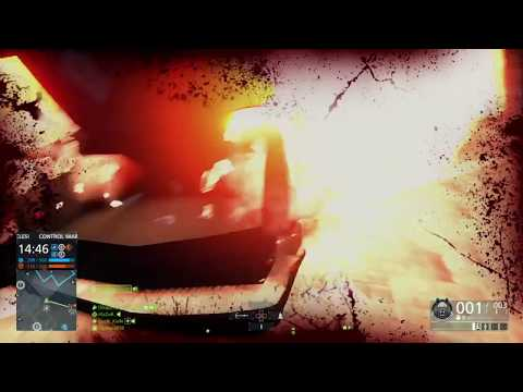 Battlefield Hardline PS4 hotwire Knockout Gameplay