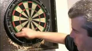 How to Play Darts : Strategies for the Dart Game 301.501: Part 2