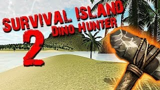 Survival Island 2: Dino Hunter - Android Gameplay HD