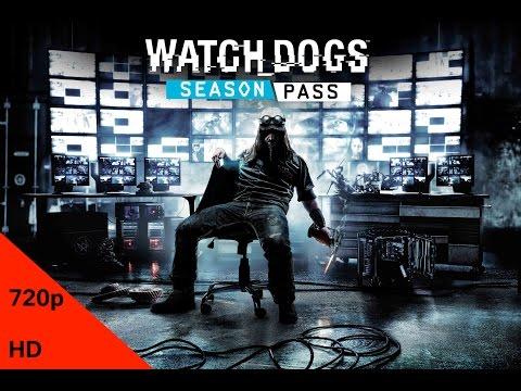 [DLC watch dogs] โหมดConspiracy |