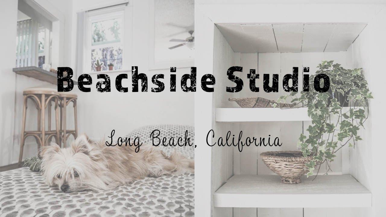 empty studio apartments. EMPTY APARTMENT TOUR  California Beachside Studio YouTube