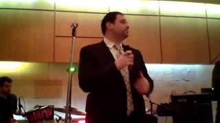 Kol Hayom by Shea Rubenstein & Yeshivish Orchestra @ wedding in mexico