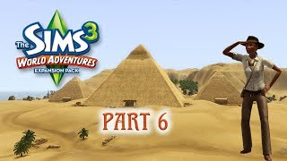 INFILTRATING MORCUCORP HQ | The Sims 3 | World Adventures - Part 6