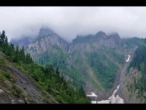 Kashmir travel (Amarnath Cave Yatra 2011)