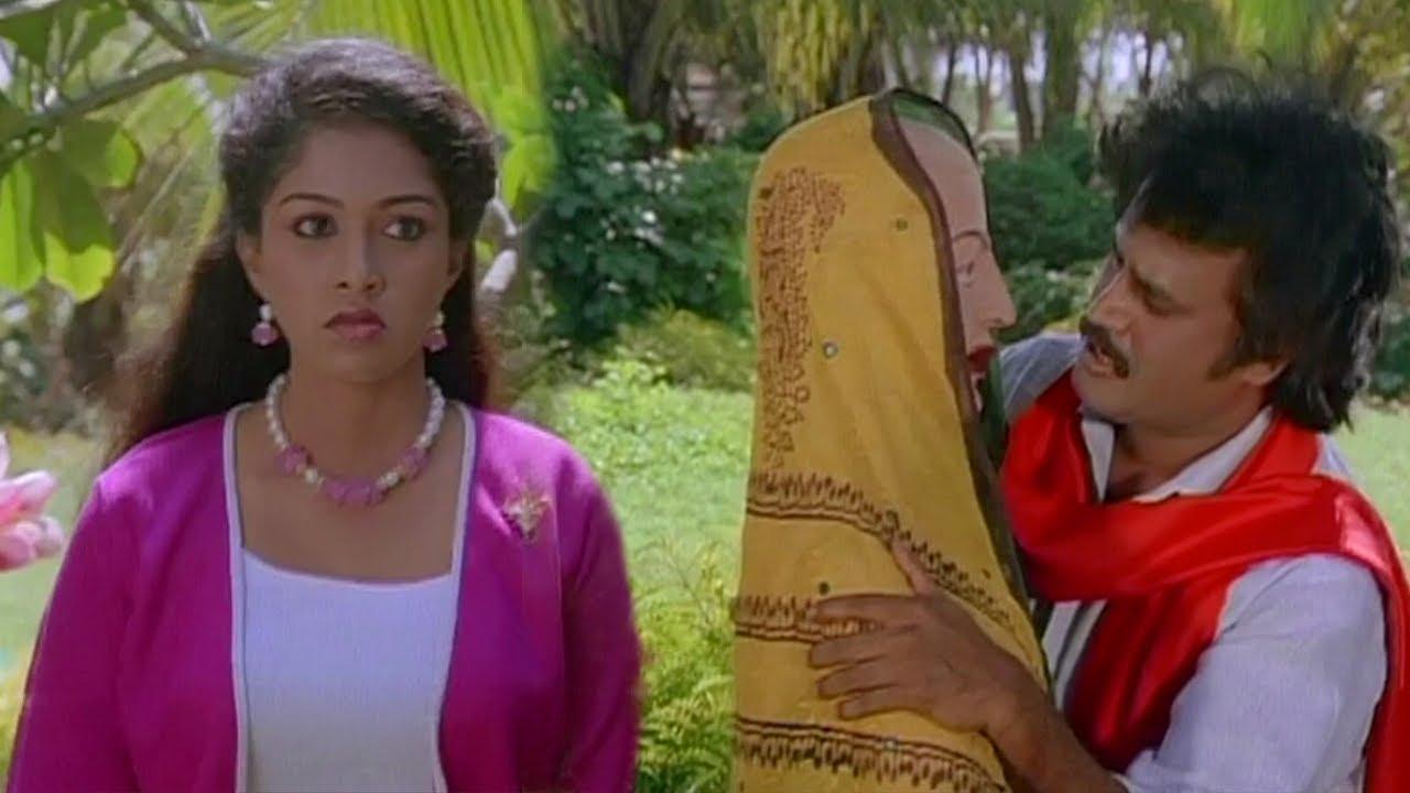 Rajani Tamil Comedy Scenes | Rajanikanth Best Tamil Comedy | Tamil Comedy Scenes