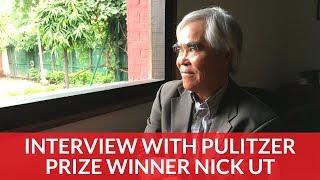Pulitzer Prize Winner Nick Ut talks about War Coverage