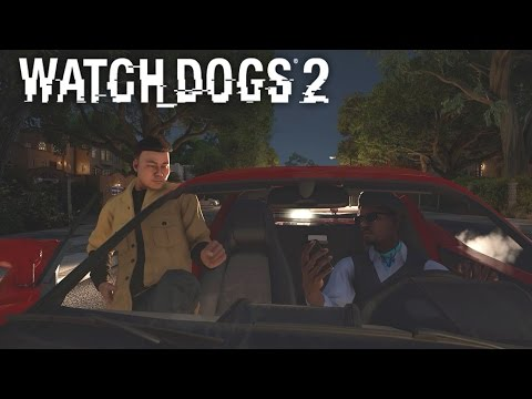 Watch Dogs 2: Driver SF  Ride King of the Road