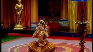Indian classical dance contest: bharatanatyam. Solo. Bharatnatyam competition