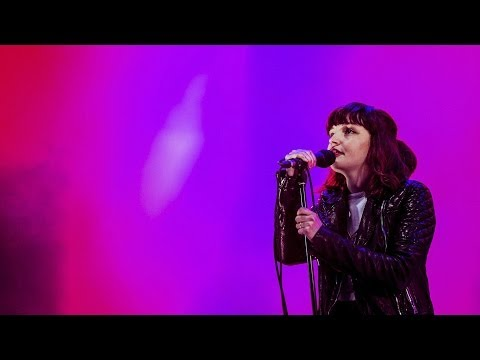 CHVRCHES - The Mother We Share (Radio 1's Big Weekend 2014)