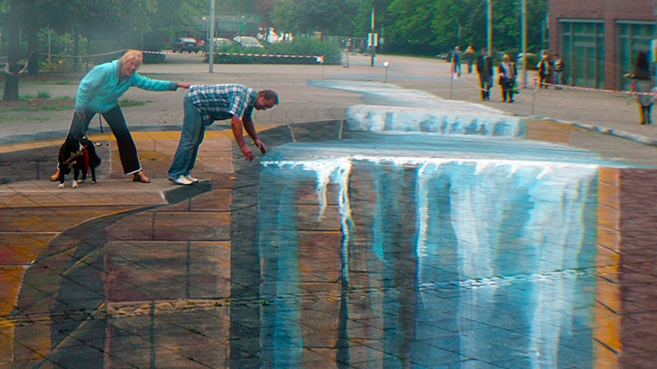 Download 15 Amazing Street Art That Is At Another Level