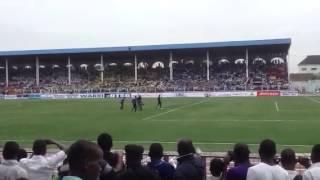 Davido Performing OmoBaba  Olowo at Warri City Stadium