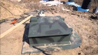 Bomb Shelter, Underground and Survival Shelters