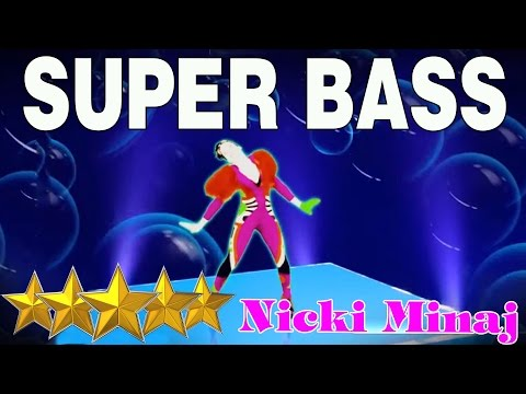 🌟 Super Bass  Nicki Minaj  Just Dance 4  Best Dance Music 🌟
