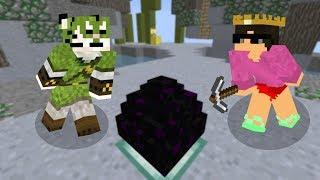 EGGWARS SPELEN MET GAMEMENEER! - Minecraft