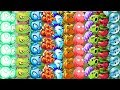 Plants vs Zombies 2 BattleZ -All PREMIUM MAX LEVEL POWER_UP(Pvz 2 BattleZ)