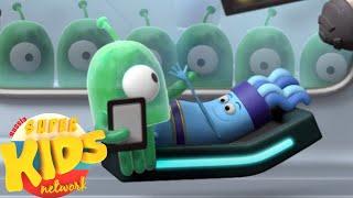 похищен | смешные анимационные ролики | AstroLoLogy | мультфильмы для детей