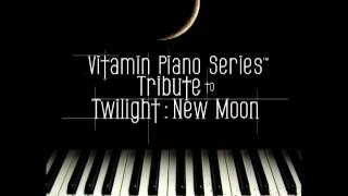 A White Demon Love Song Vitamin Piano Series' Tribute To Twilight: New Moon