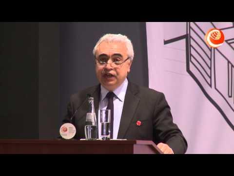 Dr. Fatih Birol, Executive Director, International Energy Agency (IEA) at #betd2016