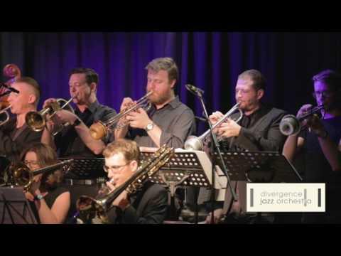 Delicatessence - Divergence Jazz Orchestra at Sydney Improvised Music Assiciation