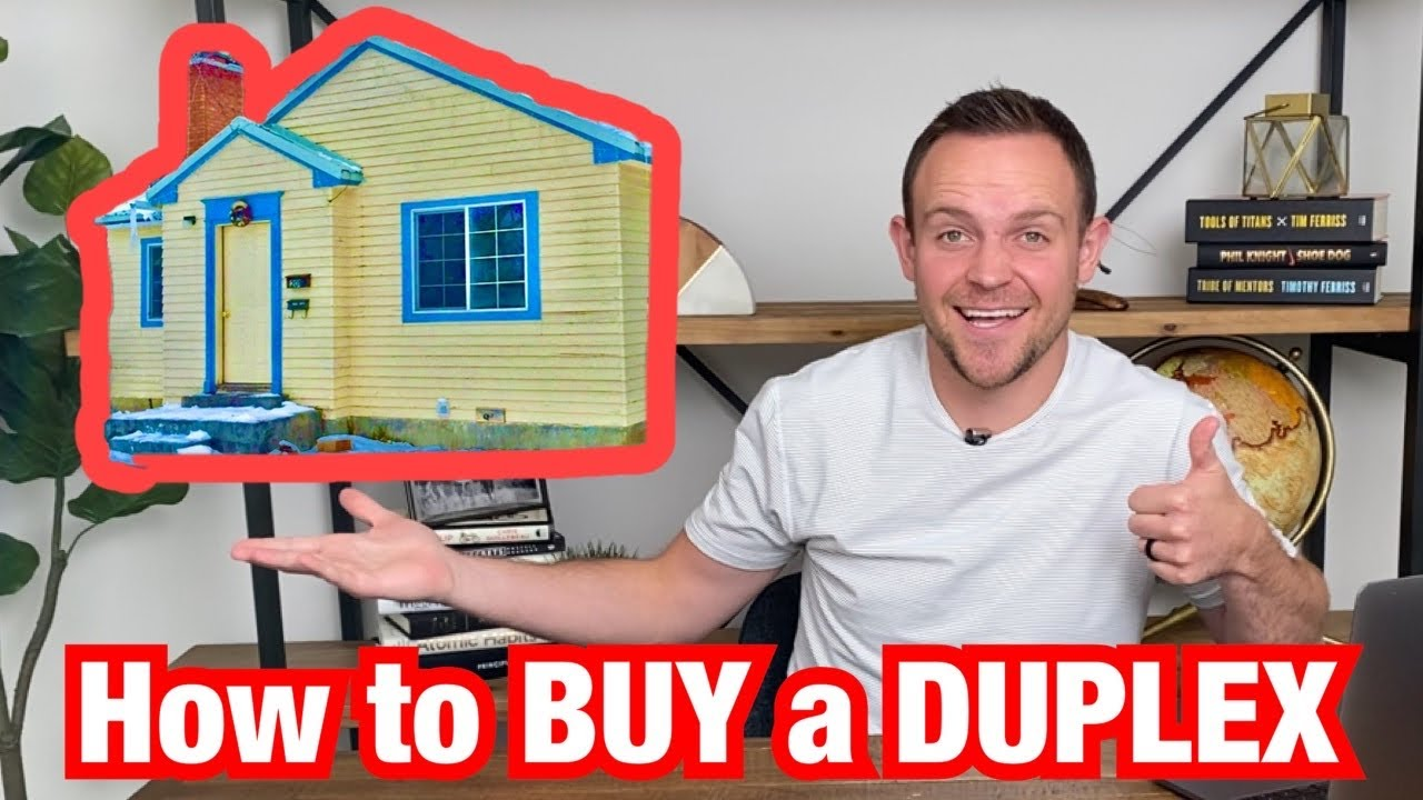 How to Find and Buy a DUPLEX | (step-by-step)