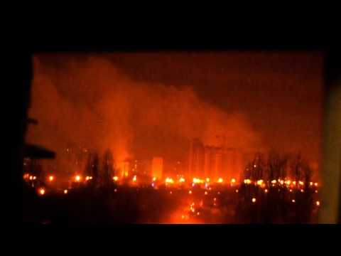 Донецк, ЖД-Привокзальный 02.02.17