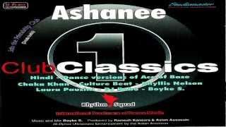 Ashanee Club Classics Vol. 1 - Jhoome Yeh Zameen [Feat. Boyke S.] *** RARE HINDI DANCE ALBUM***