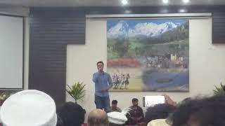 Songs 2018 KIU Gilgit Welcome Diyanat dianat