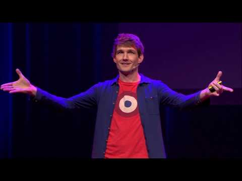Future Of Outdoor Playgrounds | Rob Tuitert | TEDxSaxionUniversity