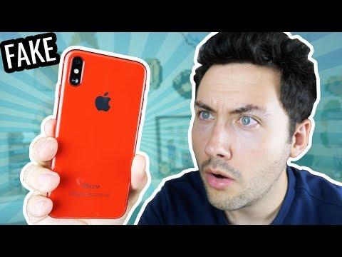 J'ai Un Faux Iphone 8 !