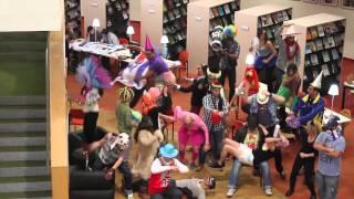 Harlem Shake Colman Purim Sensation (Library Edition)