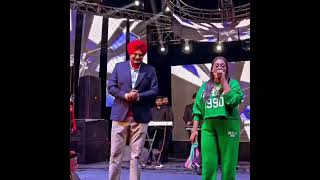 Sidhu Moose Wala With Afsana Khan Latest Live Stage Performance 2021 !