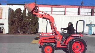 KUBOTA TRACTOR LOADER FOR SALE - ONLINE HEAVY EQUIPMENT AUCTIONS  EQUIPSELLER