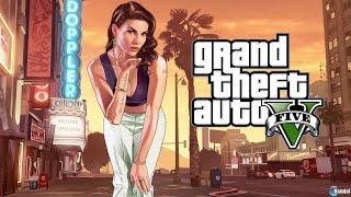 GTA 5 - Driving In The Town [Rockstar Editor] | Popcaan - Born Bad