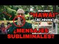 NO Escuches Hawái de Maluma al revés | MENSAJES SUBLIMINALES