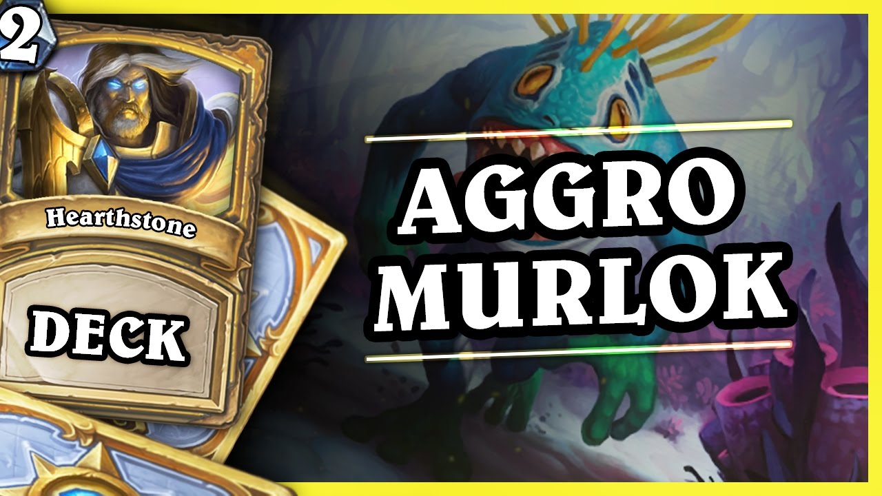 how to play murloc paladin