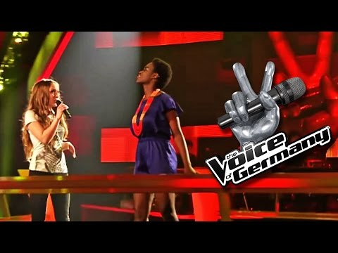 Viva La Vida  – Ivy Quianoo vs. Annika Röken| The Voice | The Battles Cover