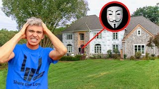 We Can't Go Home!!  Game Master Inside The Sharer Family House Escape Room