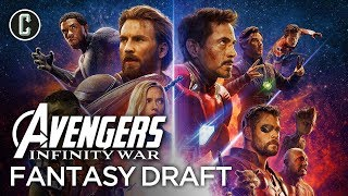 Assemble Your Fantasy Avengers - Who Would You Draft to Defeat Thanos?