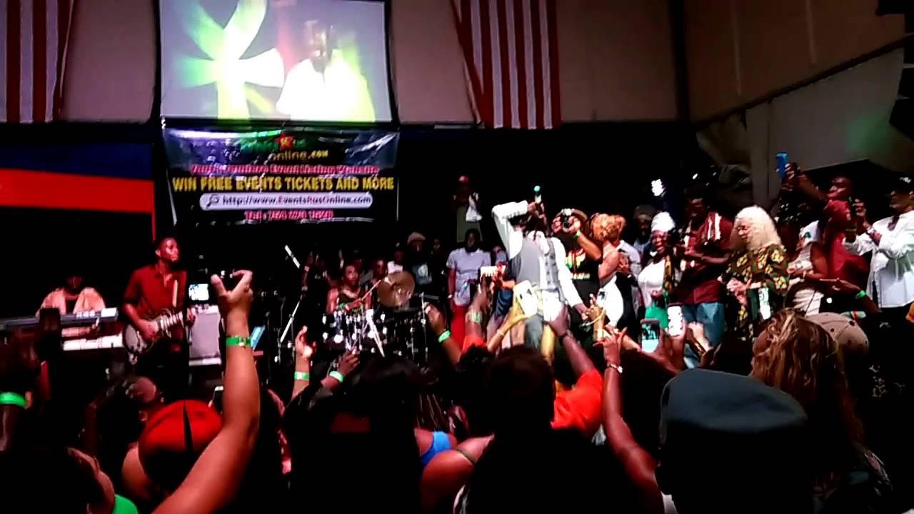 SIZZLA - KARATE @ Americas Backyard - Ft. Lauderdale, FL ...