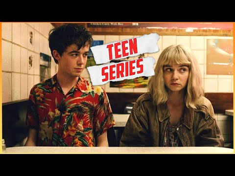 Top 5 Teenage TV Series - High school Drama & Love | Series to Watch!
