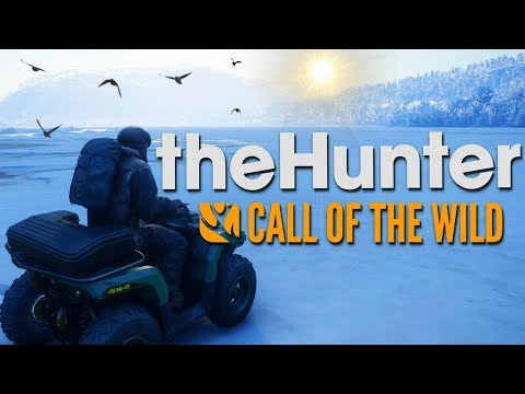 The Hunter Call Of The Wild | MEDVED TAIGA!! (NEW MAP DLC)