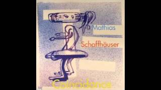 Mathias Schaffhauser - Coincidance (Coincidance)