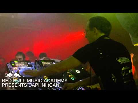 Red Bull Music Academy Presents Daphni (CAN)