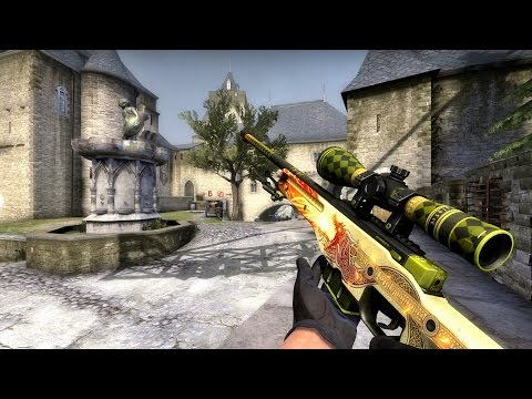 HOW TO GET AN AWP DRAGON LORE! (QUICK AND EASY) (ALL CAPS)