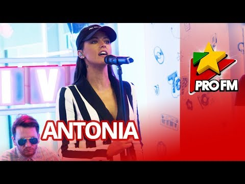 ANTONIA - Hotel Lounge | ProFM LIVE Session
