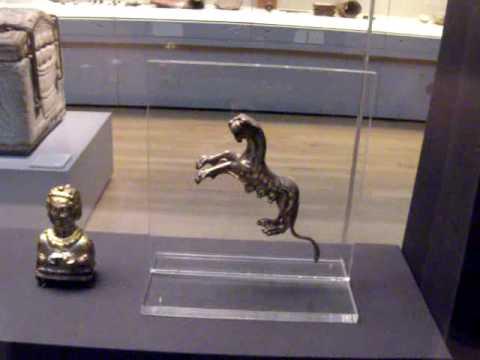 British Museum: the Romano-British Hoxne Treasure