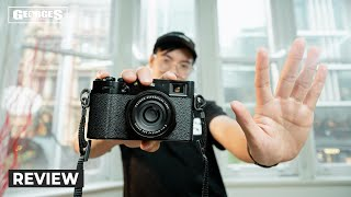 Fujifilm X100V! In-Depth Review