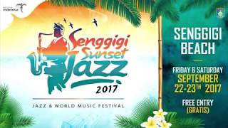 Tohpati bertiga - Live at Senggigi sunset jazz festival 2017 HD